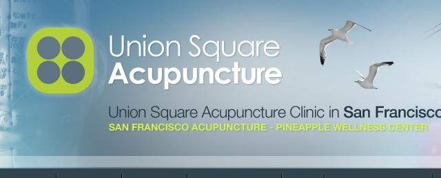 Solução de Webdesign para clínica de acupunctura dos Estados Unidos