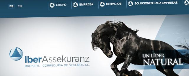 Webdesign. Appylab assegura solução web para Iberassekuranz