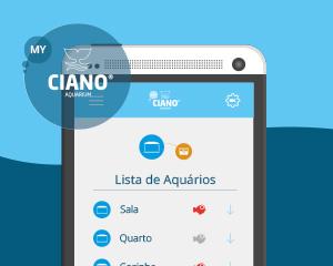 Aplicativo móvel CIANO