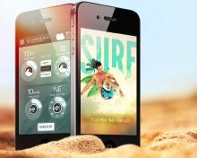 Aplicativo Móvel / Surf App