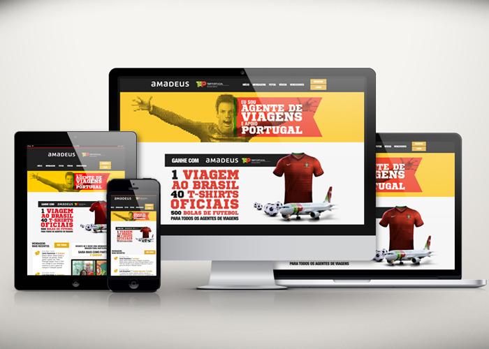 Webdesign / Marketing Amadeus