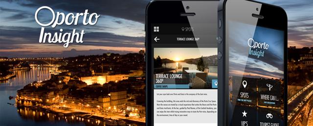 Porto, o melhor destino europeu tem nova aplicação móvel