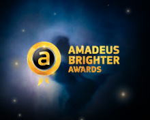 Webdesign Amadeus Brighter Awards 2014