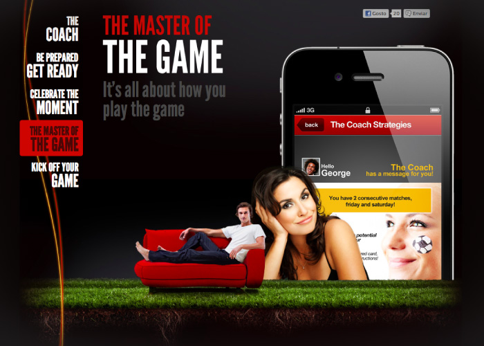 Webdesign / TheCoach