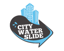 Design Gráfico / City Water Slide
