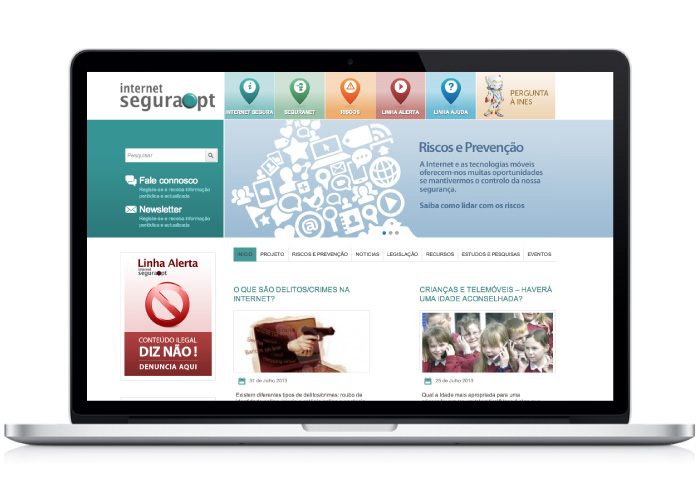 Webdesign / Internet Segura