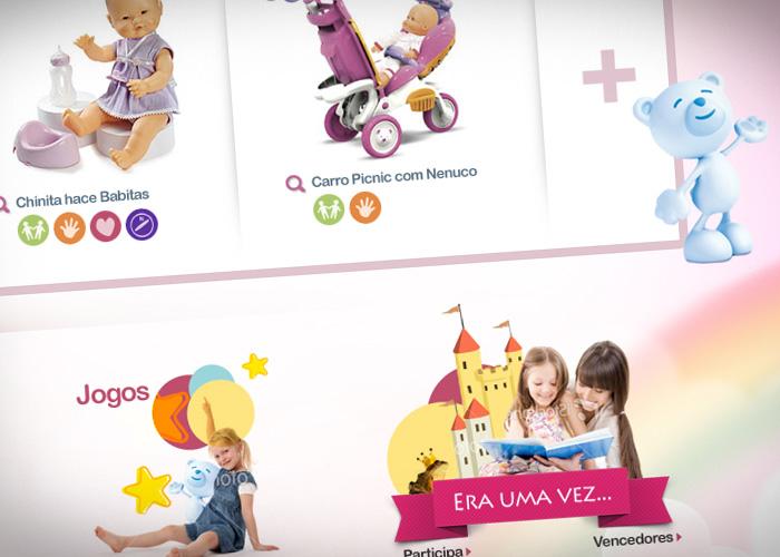 Webdesign Famosa